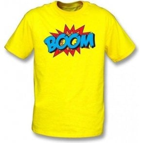 Boom T-shirt Lemon