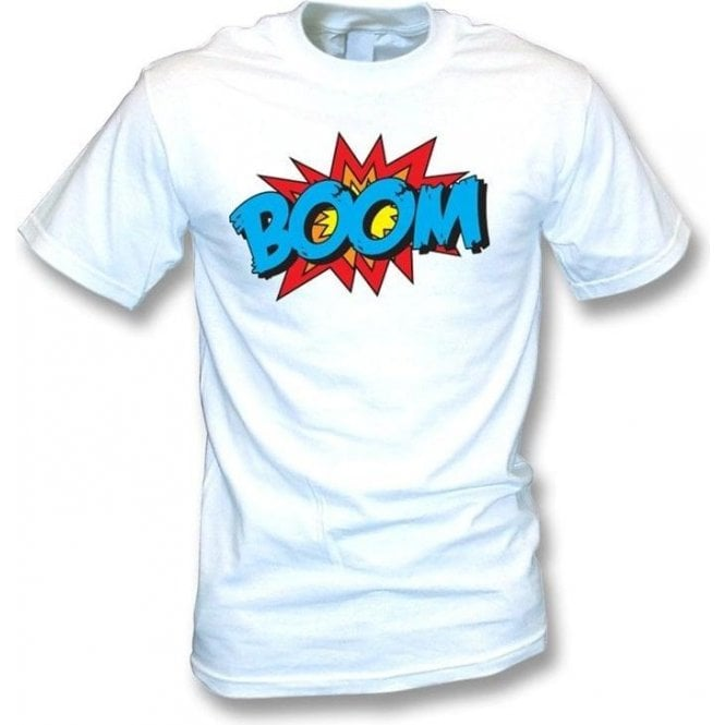 Boom T-shirt White