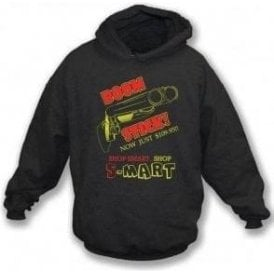 Boomstick (Inspired by Army of Darkness) Hooded Sweatshirt