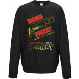 Boomstick (Inspired by Army of Darkness) Sweatshirt