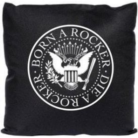 Born A Rocker, Die A Rocker Cushion