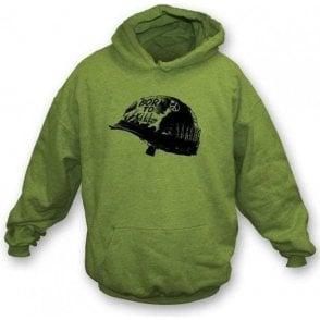 Born to Kill (Inspired by Full Metal Jacket) Hooded Sweatshirt