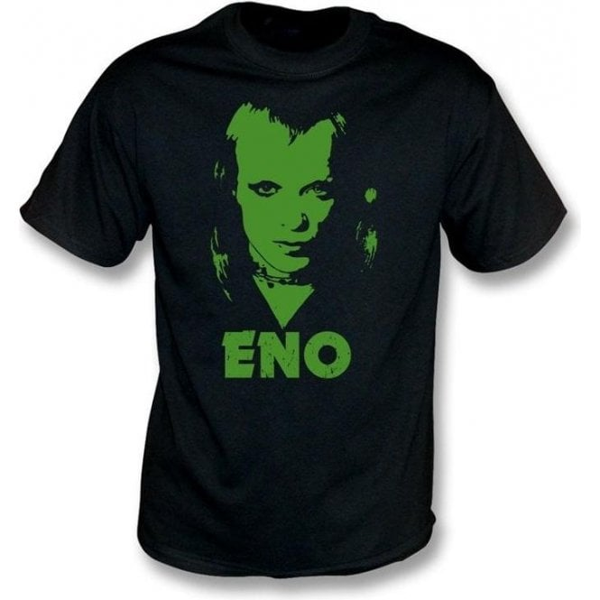 Brian Eno (70's Photo) T-shirt