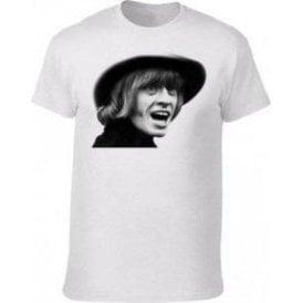 Brian Jones Face (As Worn By David Bowie) T-Shirt