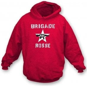Brigade Rosse (As Worn By Joe Strummer, The Clash) Hooded Sweatshirt