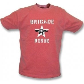 Brigade Rosse (As Worn By Joe Strummer, The Clash) Vintage Wash T-Shirt