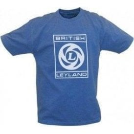 British Leyland Vintage Wash T-Shirt