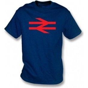 British Rail (As Worn By Damon Albarn, Blur/Gorillaz) T-Shirt