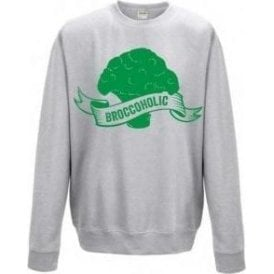 Broccoholic Sweatshirt