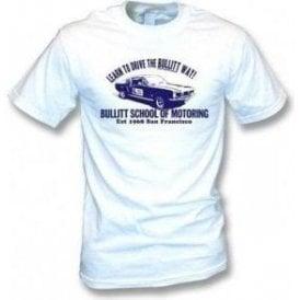 Bullitt School Of Motoring (Inspired by Bullitt) T-shirt