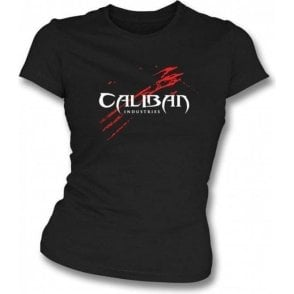 Caliban Industries (Inspired by Blade II) Womens Slimfit T-shirt