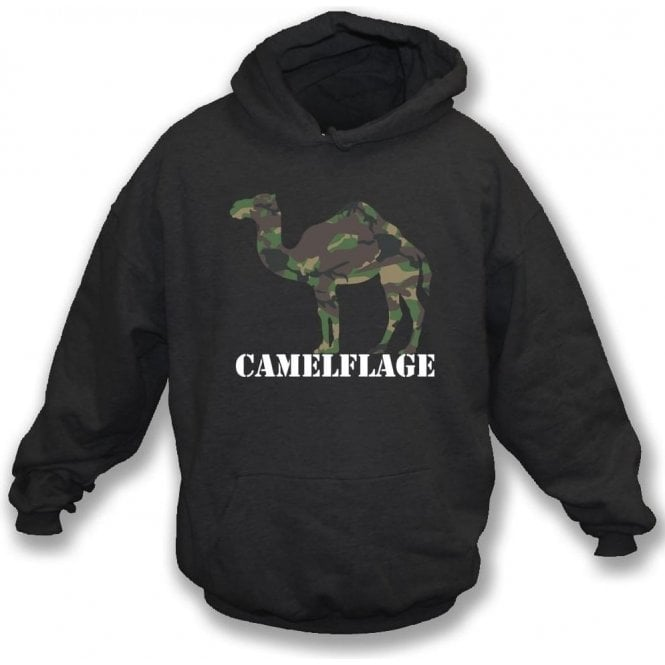 Camelflage Hooded Sweatshirt
