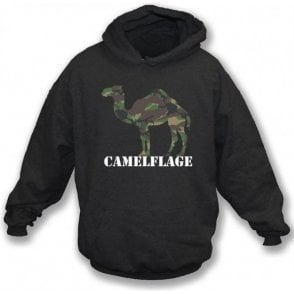 Camelflage Hooded Sweatshirt