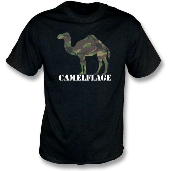 Camelflage Kids T-Shirt