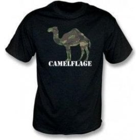 Camelflage Kids T-Shirt