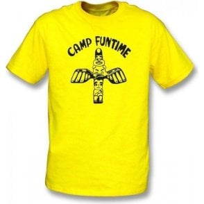 Camp Funtime T-shirt As Worn By Debbie Harry (Blondie)