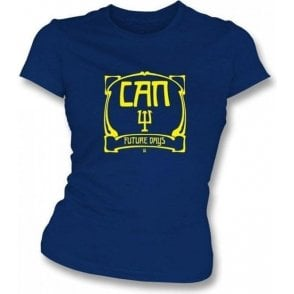 "Can ""Future Days"" Womens Slimfit T-shirt"
