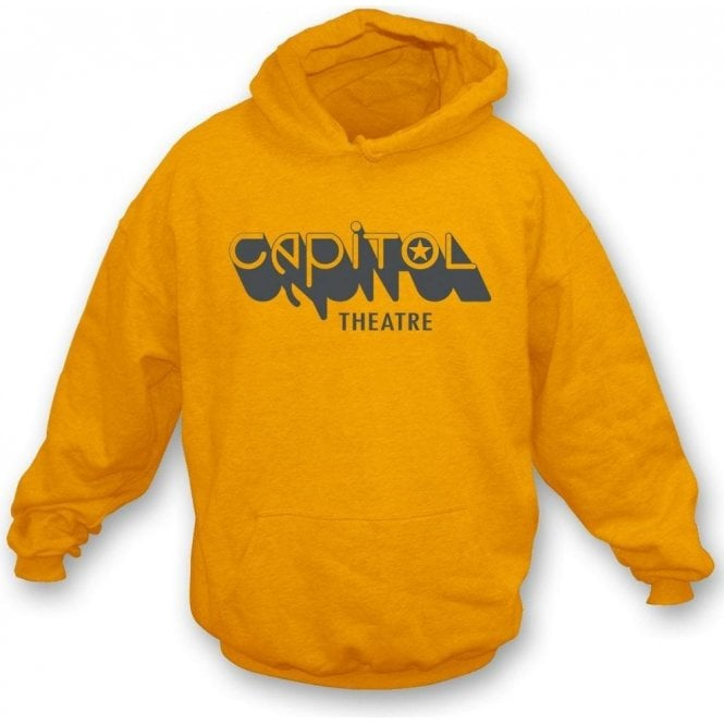 Capitol Theatre (As Worn By Joey Ramone, Ramones) Hooded Sweatshirt