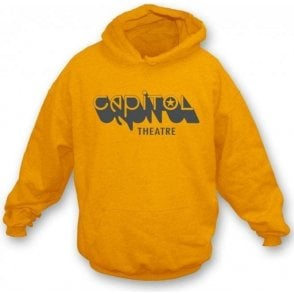 Capitol Theatre (As Worn By Joey Ramone, Ramones) Hooded Sweatshirt