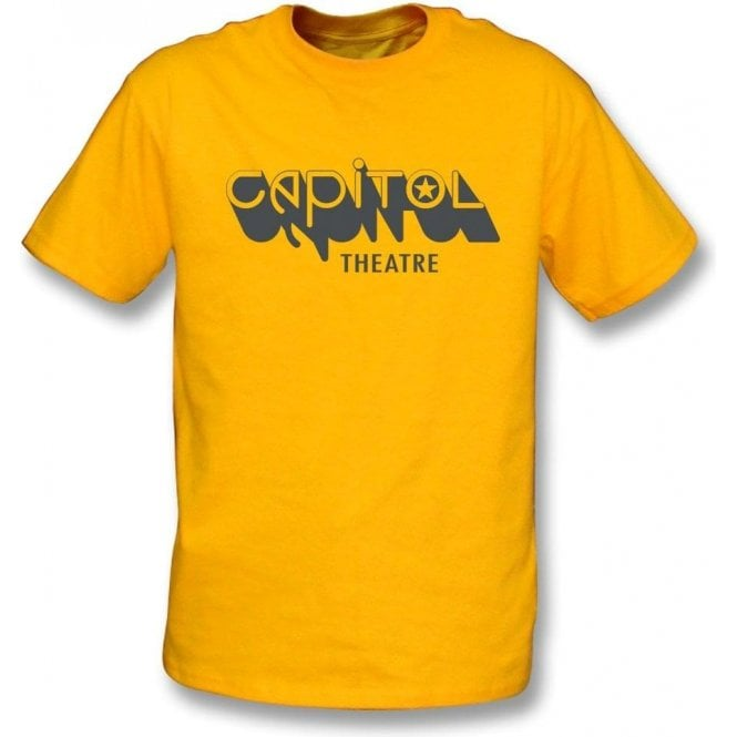 Capitol Theatre (As Worn By Joey Ramone, Ramones) T-Shirt
