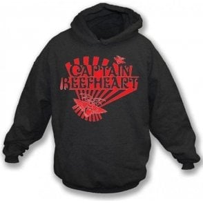 Captain Beefheart - Logo hooded sweatshirt