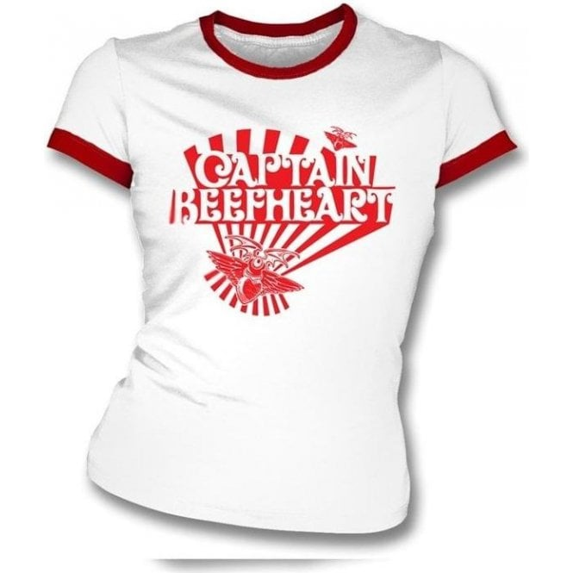 Captain Beefheart - Logo Womens slimfit t-shirt