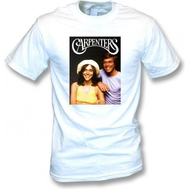 Carpenters 70's photo T-shirt