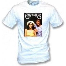 Carpenters 70's photo T-shirt