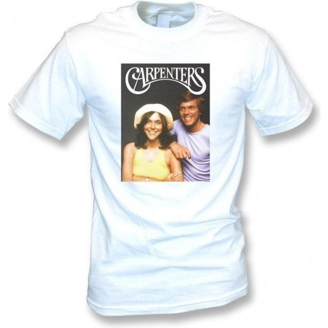 Carpenters 70's photo Vintage Wash T-Shirt