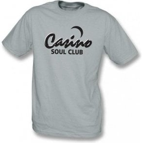 Casino Soul Club Northern Soul T-shirt