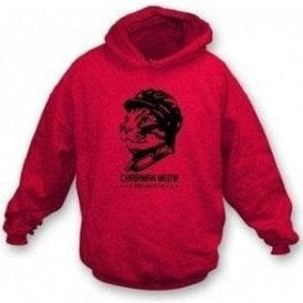 Chairman Meow Hooded Sweatshirt
