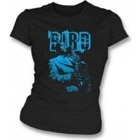 Charlie Parker - Bird Womens Slimfit T-shirt