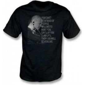 Chester Bennington Quote (Linkin Park) T-Shirt