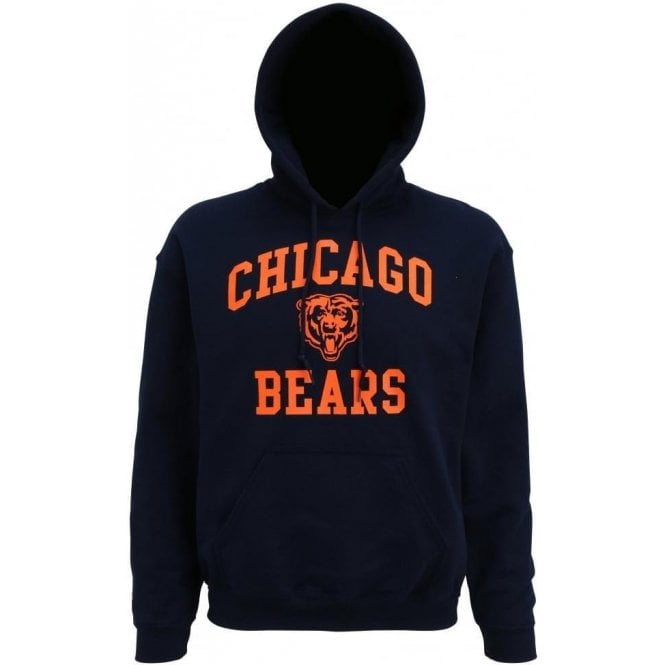 Chicago Bears Large Logo Hooded Sweatshirt