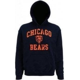 Chicago Bears Large Logo Hooded Sweatshirt