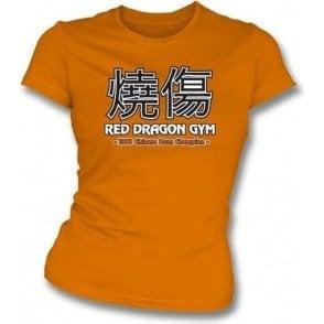 Chinese Burn Champion Womens slimfit t-shirt