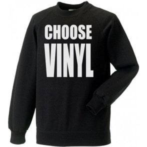 Choose Vinyl Kids Sweatshirt