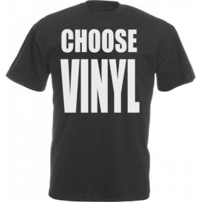 Choose Vinyl Vintage Wash T-Shirt