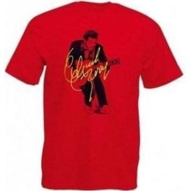Chuck Berry Autograph Photo (As Worn By Marc Bolan, T. Rex) T-Shirt