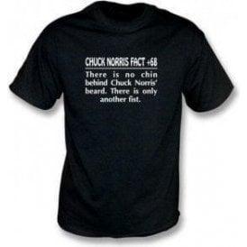 Chuck Norris Fact 68 T-shirt