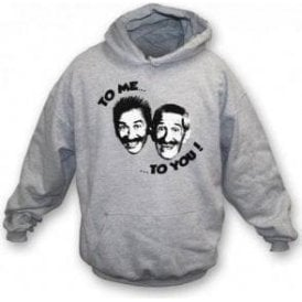 "Chuckle Brothers ""To Me, To You"" Kids Hooded Sweatshirt"