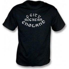 Clash City Rockers (As Worn By Joe Strummer, The Clash) T-Shirt