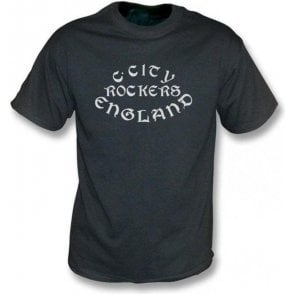 Clash City Rockers (As Worn By Joe Strummer, The Clash) Vintage Wash T-Shirt