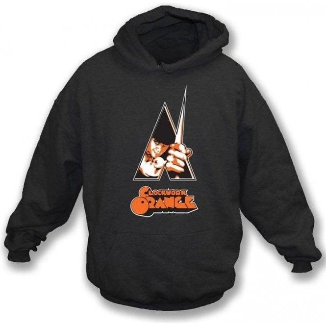 Clockwork Orange Poster Hooded Sweatshirt