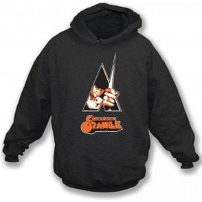 Clockwork Orange Poster Hooded Sweatshirt