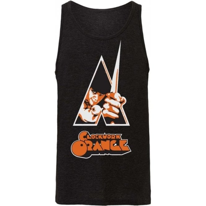 Clockwork Orange Poster Men's Tank Top