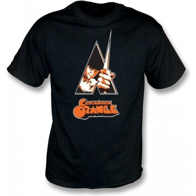 Clockwork Orange Poster T-shirt
