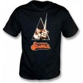 Clockwork Orange Poster T-shirt