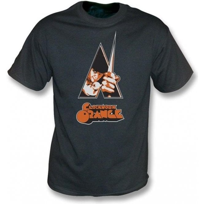 Clockwork Orange Poster Vintage Wash T-shirt