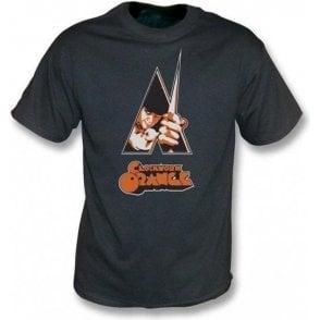 Clockwork Orange Poster Vintage Wash T-shirt